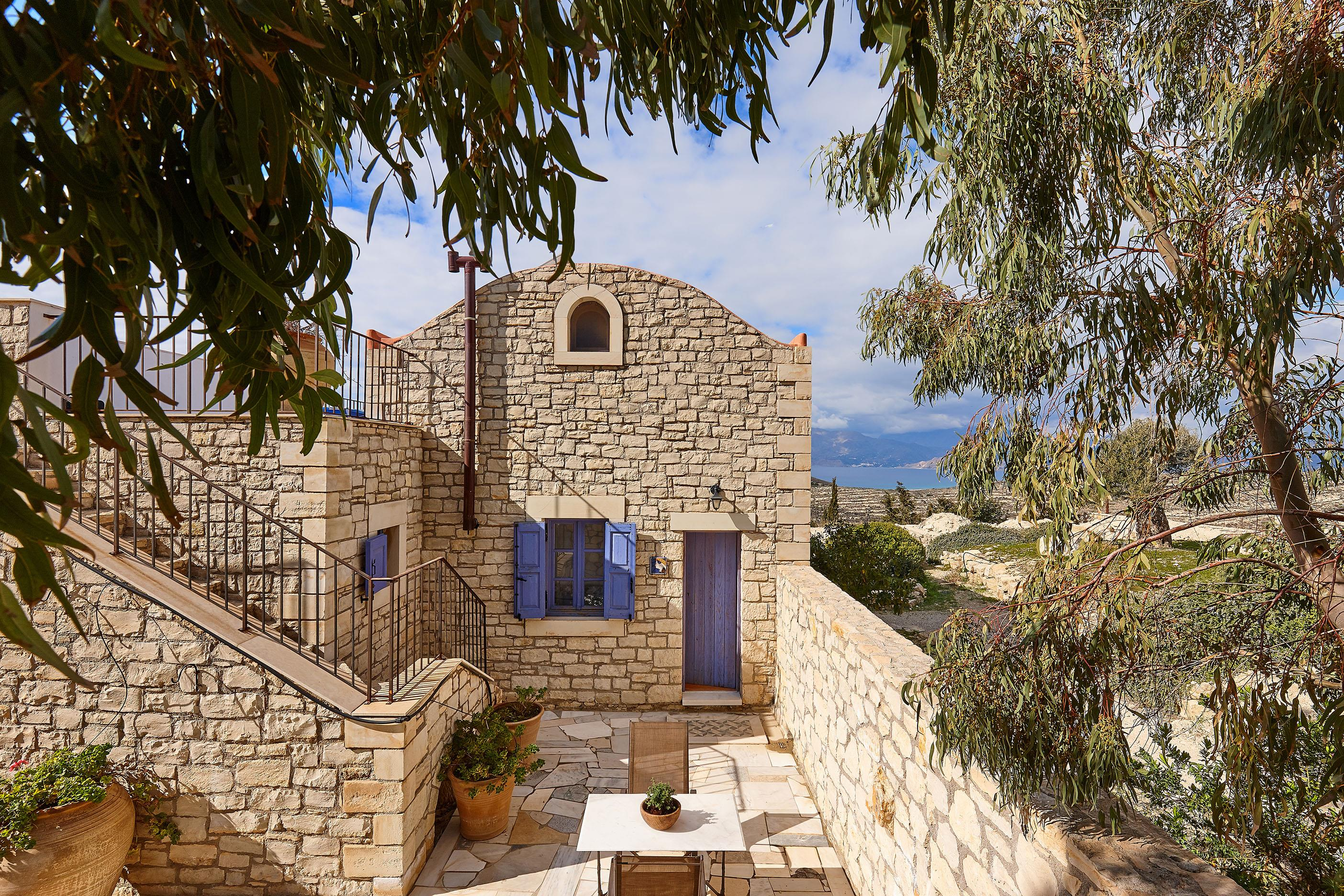 Orelia Cretan Villas in Crete: village kamilari crete, south crete ...